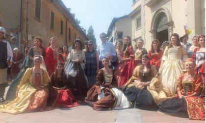 """La prima edizione della """"Festa della dama"""" è un successo"""