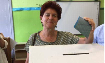 La scelta di Rita Zecchini verso il ballottaggio di Cernusco