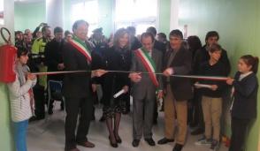 La scuola media di Trezzano si amplia, inaugurata la nuova ala