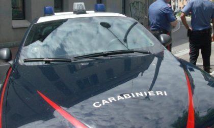 Ladro beccato aggredisce i carabinieri