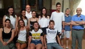 Liceali in stage alla Cardinal Peregrosso di Pozzuolo