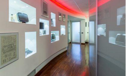 Museo nascosto dei personal computer  nell'area industriale di Trezzo