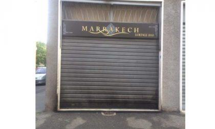 Pioltello: dalla paura alla ritorsione, danno fuoco al bar Marrakech