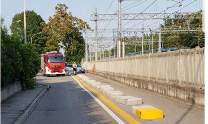 Pioltello, treno deraglia a Seggiano
