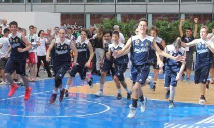 """Pozzuolo, basket: L'Acli Trecella Under 16 fa il """"double"""""""