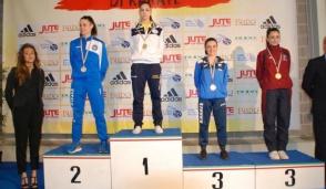 Pozzuolo: due medaglie d'oro per la karateka Camilla Giuliani