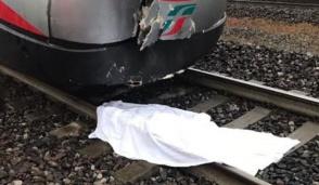 Pozzuolo: travolto da un  treno, muore 89enne