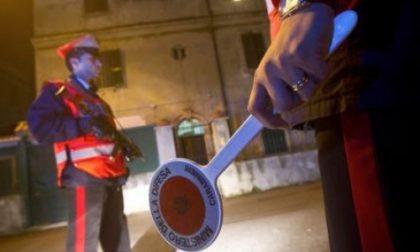 Pusher cernuschese contromano sulla Padana, arrestato