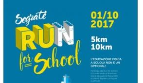 Run for school ci siamo quasi