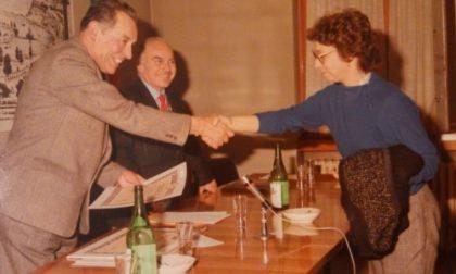 Se n'è andato Umberto Pedrali,  fu assessore al Commercio a Trezzo