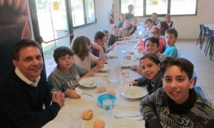 Sindaco e Nas in mensa a Cassano per controllare i pasti