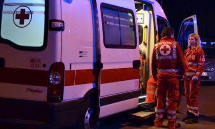 Pedone investito in via Colombo a Gorgonzola ferita una ragazzina