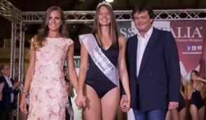 Tappa a Bellinzago per il concorso di Miss Italia