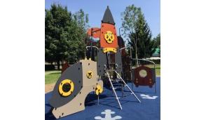 Trezzo inaugura il  suo primo parco giochi inclusivo