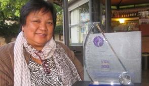 Un'inzaghese tra le filippine più influenti al mondo