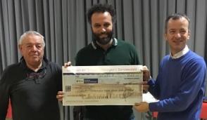 Una catena solidale lega Cernusco e il Centro Italia