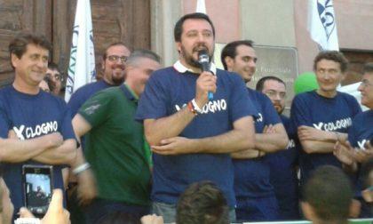 Venerdì Matteo Salvini sarà a Vimodrone