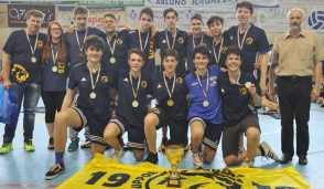 Volley Segrate trionfa alla Coppa Under