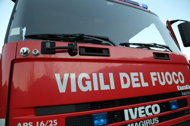 Incendio a Cassina 16 persone in ospedale