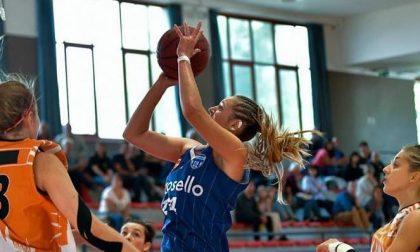 Basket Carosello Carugate espugna Padova