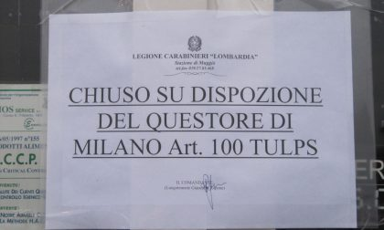 Bar chiuso dai carabinieri troppi pregiudicati