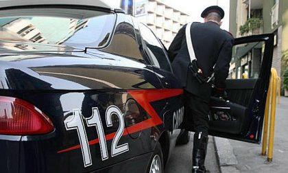 Ladro arrestato a Rodano