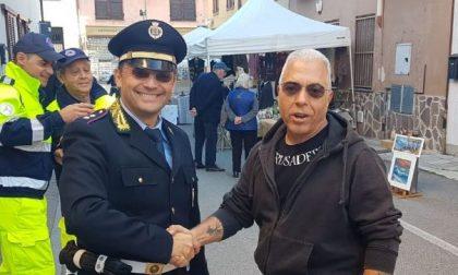 La Polizia Locale sale sul tatami