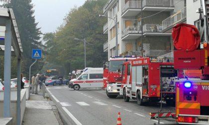Brucia casa a Como morti padre e tre figli