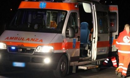 Alcol, malore e incidente, tre giovani in ospedale SIRENE DI NOTTE