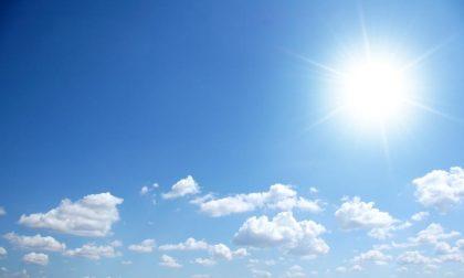 Previsioni meteo weekend: domenica sole!