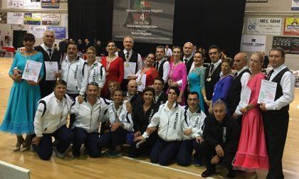 Ballerini da medaglia d'oro in trasferta