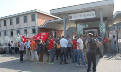 Candy, il sindaco scrive a Roma per la cassa integrazione