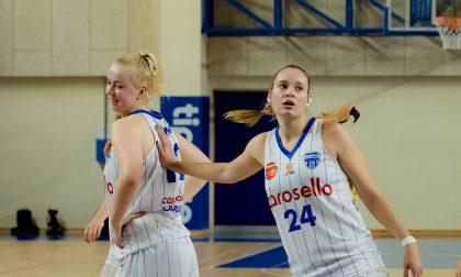 Basket Serie A2 Carugate perde scontro salvezza