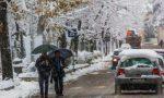Allerta neve in serata in Lombardia