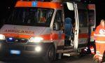 Carambola in Tangenziale otto feriti tra cui quattro bambini SIRENE DI NOTTE