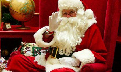 A Cologno arriva... la slitta di Babbo Natale