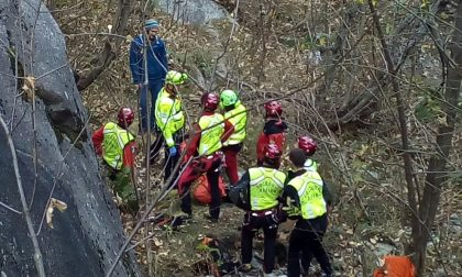 Operaio 37enne morto sulla Grigna colpito da un masso
