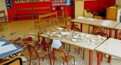 Crollo soffitto dell'asilo: Comune finisce in Tribunale