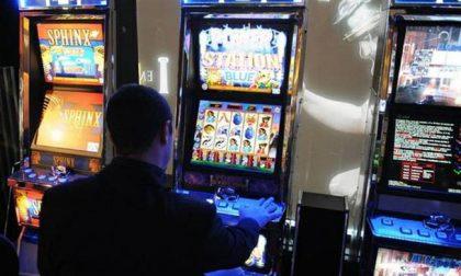Slot machine bandite a Vignate