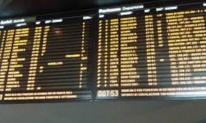 Persona investita tra Greco e Garibaldi treni in ritardo e cancellati