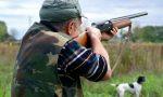 A caccia sul fiume Lambro ma gli rubano il fucile