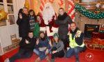 Babbo Natale coi bimbi di Gessate