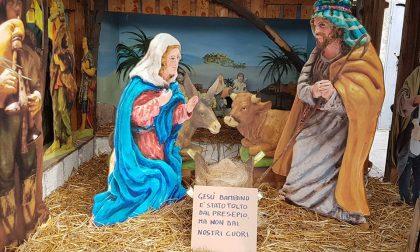 """Gesù Bambino rapito """"Ma è presente nei nostri cuori"""""""