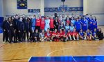 Basket internazionale a Carugate FOTO