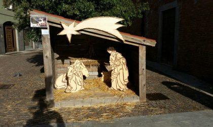Presepe depredato anche a Cologno Sparito Gesù Bambino