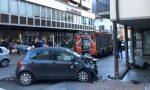 Terrorismo scongiurato per l'auto che ha sfondato il blocco dell'area pedonale