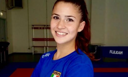Europei karate 2018 Ci sarà anche Lucrezia Molgora