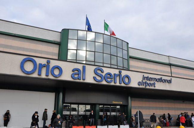 Aeroporto Orio al Serio, +5,7 passeggeri nel primo semestre 2018