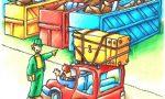 Discarica via ai lavori per la riqualificazione