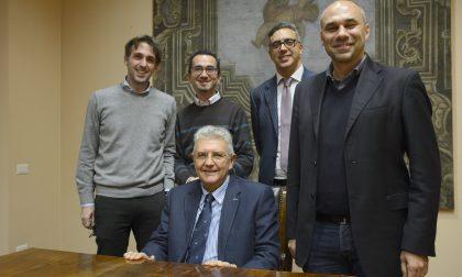 Parco Est delle cave sindaco Vimodrone nuovo presidente
